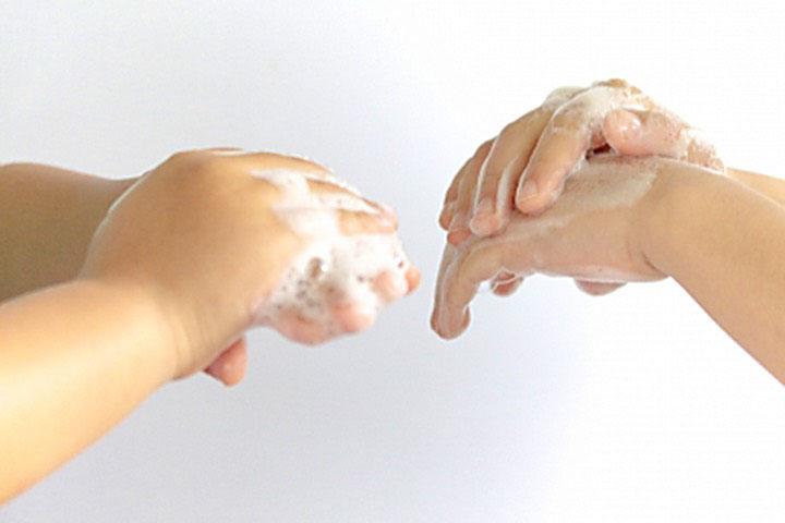 手洗い予防